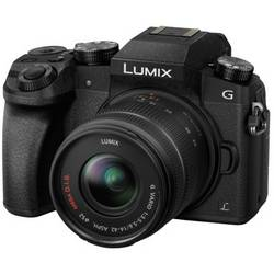 Systémový fotoaparát Panasonic DMC-G70KAEGK, 16 Megapixel, černá