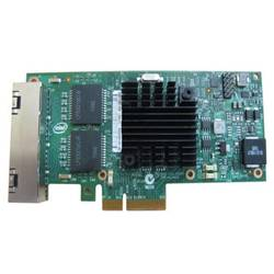 Síťový adaptér 1 GBit/s Dell Intel I350 QP - Netzwerkadapter - PCIe - RJ45