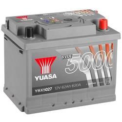 Autobaterie Yuasa SMF YBX5027, 12 V, 62 Ah N/A