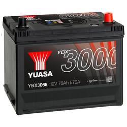 Autobaterie Yuasa SMF YBX3068, 70 Ah N/A
