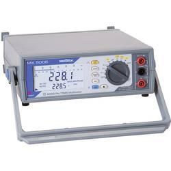 Digitální, analogový stolní multimetr Metrix MX 5006