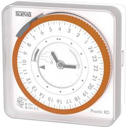 Časovač na omítku Suevia Practic RD, 230 V/AC, 16 A/230 V