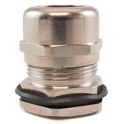 Kabelová průchodka AlphaWire MES12 NC080 MES12 NC080 s pojistnou maticí 6 mm, niklová, 1 ks