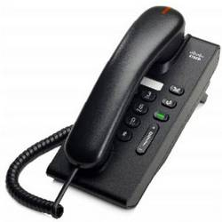 Systémový telefon, VoIP Cisco CP-6901-C-K9= dřevo