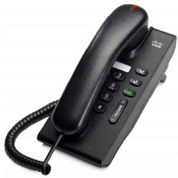 Systémový telefon, VoIP Cisco Cisco Unified IP Phone 6901 Standard - V dřevo