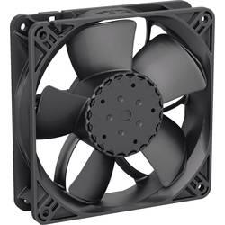 Axiální ventilátor EBM Papst 4312NN-709 9293510709, 12 V, 43 dB, (d x š x v) 119 x 119 x 32 mm