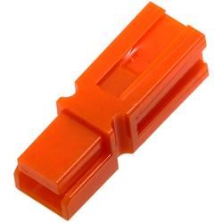 Konektor baterie vysokým proudem APP 1327G17, oranžová, 1 ks