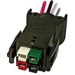 Vysokonapěťový konektor série Power balíček baterie APP 1452G3, černá, 1 ks