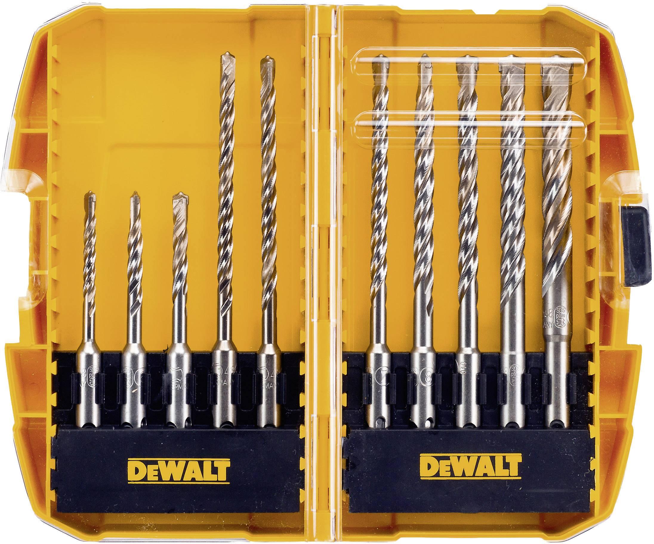 Sada příklepových vrtáků SDS-plus Dewalt DT7935B DT7935B-QZ 1 ks