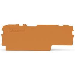 Můstek pro svorkovnice WAGO, WAGO 2002-1792, 100 ks