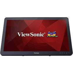 Dotykový monitor 61 cm (24 palec) Viewsonic TD2430 N/A 16:9 25 ms USB 3.2 Gen 1 (USB 3.0), VGA, HDMI™, DisplayPort MVA LED