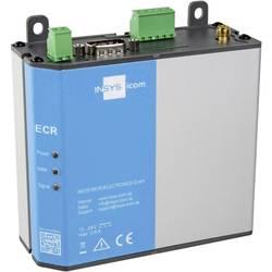 Insys ECR-LW300 LTE router RS 232, RJ 45 , D-Sub 9 , RS 485, Ethernet 12 V/DC, 24 V/DC