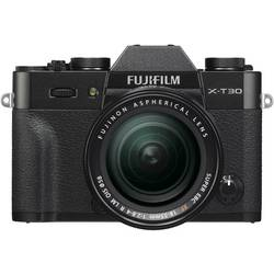 Systémový fotoaparát Fujifilm X-T30 XF18-55 mm, 26.1 Megapixel, černá