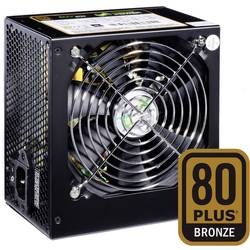 PC síťový zdroj RealPower RP500 500 W ATX 80 PLUS® Bronze