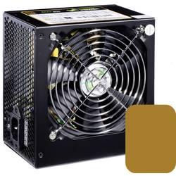 PC síťový zdroj RealPower RP550 550 W ATX 80 PLUS® Bronze