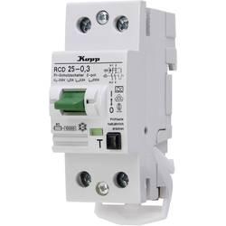 Ochranný proudový spínač Kopp 752523017, 25 A 0.3 A 230 V