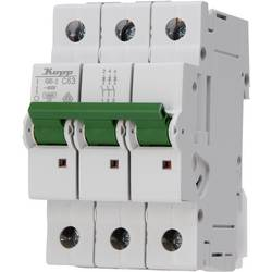 Elektrický jistič Kopp 726331002, 2fázový, 63 A, 230 V, 400 V