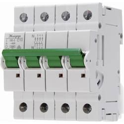 Elektrický jistič Kopp 721041005, 2fázový, 10 A, 230 V, 400 V