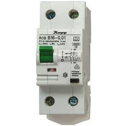 Proudový chránič/elektrický jistič Kopp 741015019, 10 A, 0.03 A, 230 V
