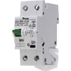 Proudový chránič/elektrický jistič Kopp 742015010, 20 A, 0.03 A, 230 V