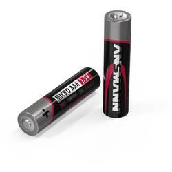 Mikrotužková baterie AAA alkalicko-manganová Ansmann LR03 Red-Line, 1.5 V, 1 ks