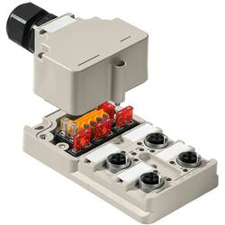 Aktivní box senzor/aktor Weidmüller SAI-4-M-SVV-M12 1431490000, 1 ks