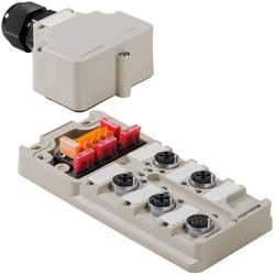Pasivní box senzor/aktor Weidmüller SAI-4-SVV-GM-RM-M12 2495280000, 1 ks