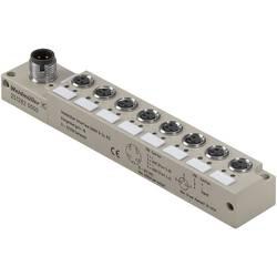 Pasivní box senzor/aktor Weidmüller SAI-8-S-3P-M8L-M12-2AND 2512820000, 1 ks
