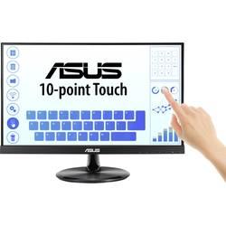 Dotykový monitor 54.6 cm (21.5 palec) Asus VT229H N/A 16:9 5 ms HDMI™, VGA, USB 2.0, na sluchátka (jack 3,5 mm) IPS LED