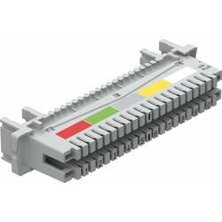OBO připojovací lišta LSA A 10 LEI vodičů pro LSA plus LSA-A-LEI OBO Bettermann 5084008, šedá, 1 ks