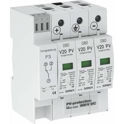 Zařízení s přepěťovou ochranou OBO Bettermann V20-C 3PHFS-600 5094576, 20 kA