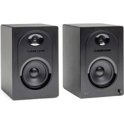Aktivní reproduktory (monitory) 12.7 cm (5 palec) Samson Media One M50 80 W 1 pár