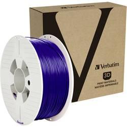 Vlákno pre 3D tlačiarne, Verbatim 55055, PETG plast, 1.75 mm, 1 kg, modrá