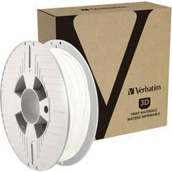 Vlákno pre 3D tlačiarne, Verbatim 55153, 2.85 mm, 500 g, biela