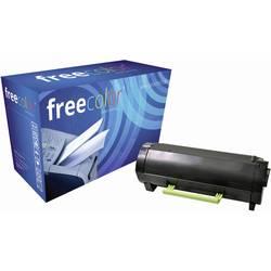 Freecolor toner náhradní Lexmark 502U, 50F2U00 kompatibilní černá 20000 Seiten MS610-HY-FRC