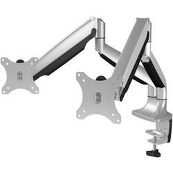 """Držák na stůl pro monitor ICY BOX 60181, 25,4 cm (10"""") - 81,3 cm (32""""), šedá, černá"""