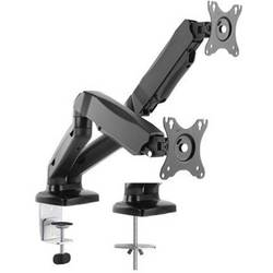 """Držák na stůl pro monitor ICY BOX 60470, 25,4 cm (10"""") - 68,6 cm (27""""), černá"""