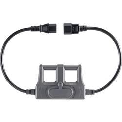 Měřicí adaptér VOLTCRAFT CAA-1L 10 tmavě šedá