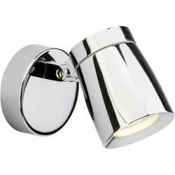 Nástěnné osvětlení do koupelny Brilliant Kimber G39210/15, GU10, 3 W, chrom