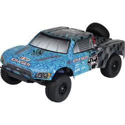 RC model auta pretekársky RC model Short Course Reely Eraser, bezkefkový, 1:10, 4WD (4x4), 100% RTR, 50 km/h