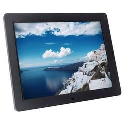 "Digitální fotorámeček 38.1 cm (15 "") Braun Germany DigiFrame 1593 4GB 1024 x 768 px 4 GB černá"