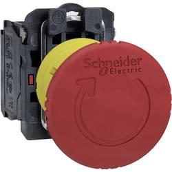 Nouzový vypínač Schneider Electric XB5AS8444, 1 ks