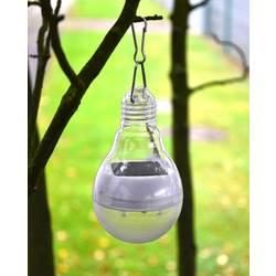 Solárne záhradné svetlo žárovka Alma Garden 4038732801400, priehľadná