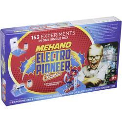 Experimentálna súprava Mehano Electro Pioneer 58936, od 9 rokov