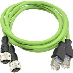 IDEAL Networks PROFINET-Adapterkabel RJ45-M12 D-kodiert Kabel-Prüfgerät, Kabeltester