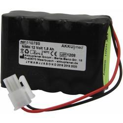 Akumulátor pro lékařské přístroje Akku Med Náhrada za originální akumulátor AR1200-1800 12 V 1800 mAh