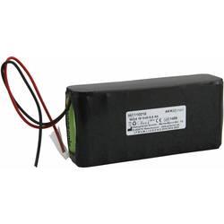 Akumulátor pro lékařské přístroje Akku Med Náhrada za originální akumulátor MED198 18 V 600 mAh