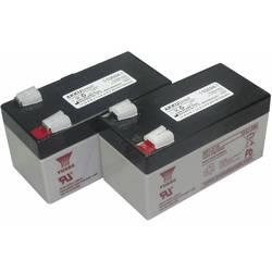 Akumulátor pro lékařské přístroje Akku Med Náhrada za originální akumulátor LI150Ax, LI150Bx 12 V 1200 mAh
