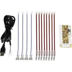 Joystickový modul Joy-it Zero Delay Encoder USB inkl. Kabelsatz SBC-ZDE