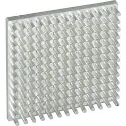 Pasivní chladič SEPA PB50-50-10-169-AL 111111167, (d x š x v) 50 x 50 x 10 mm